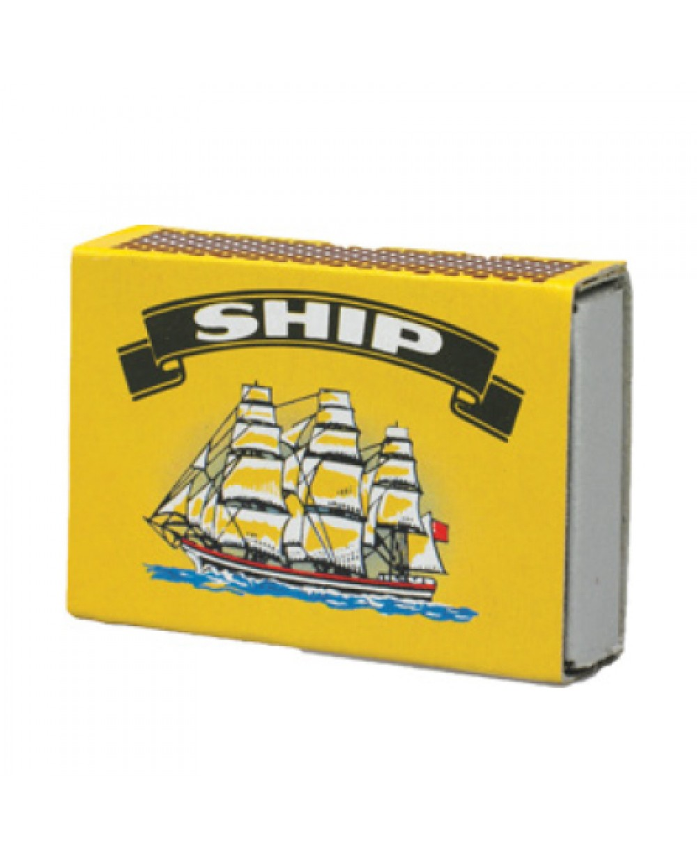Ship Safety Matches Small 10 x 10