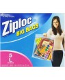 Ziploc Big Bag Double Zipper L 5's