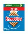 Nestle Frosted Shreddies p.m. £2.99 540g x 5