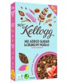 W.K. Kellogg No Added Sugar Granola Cocoa & Hazelnut 550g x 5