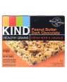 Kind Healthy Grains Peanut Butter Dark Chocolate 1.2oz (35g) 5's X 8