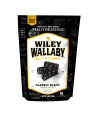 Wiley Wallaby Black Aussie Liquorice 7.05oz (200g) x 12