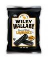 Wiley Wallaby Black Aussie Liquorice 7.05oz (200g)