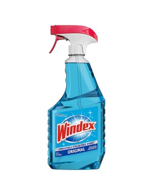 Windex Original Glass Trigger Spray 23oz (680ml) x 12