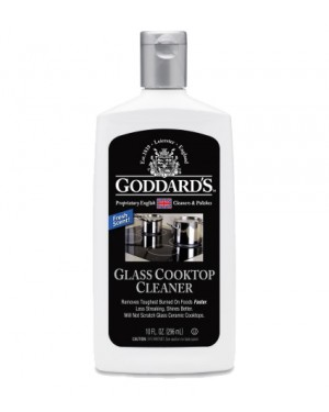 Goddards Glass Cooktop Cleaner 10oz (296ml) x 6