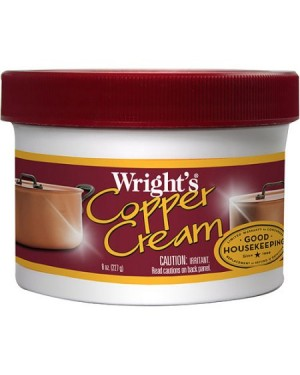Wright's Copper Cream 8oz (237ml)
