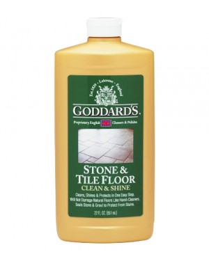 Goddards Stone & Tile Floor Cleaner 22oz (651ml) x 6