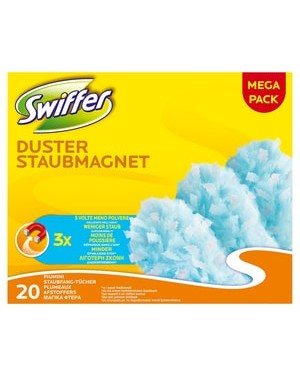 Swiffer Duster Refills 20's x 3