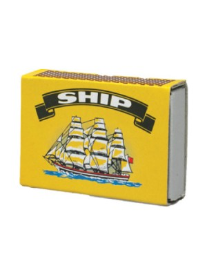Ship safety Matches Small