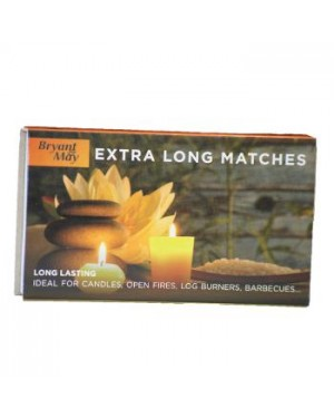 Bryant Extra Long Matches x 36