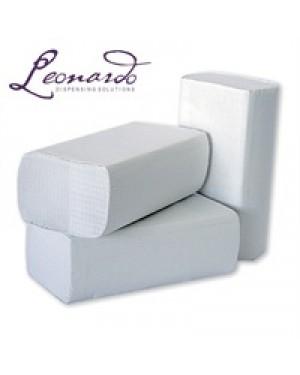 Leonardo Z-Fold 2ply Hand Towels