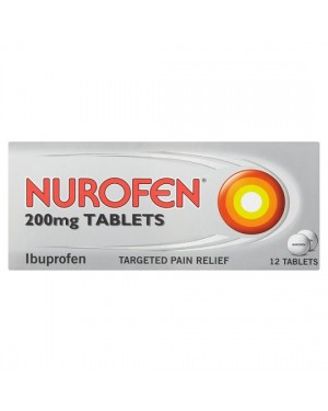 Nurofen Tablets 12's