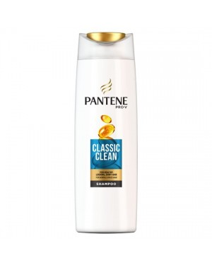 Pantene Classic Care Shampoo 270ml x 6