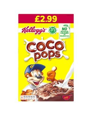 Kellogg's Coco Pops PM £2.99 510g x 8