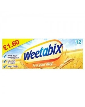 Weetabix 12's