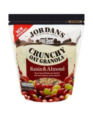 Jordans Crunchy Raisin & Almond 850g