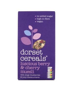 Dorset Cereals Berries & Cherries Muesli 600g x 5