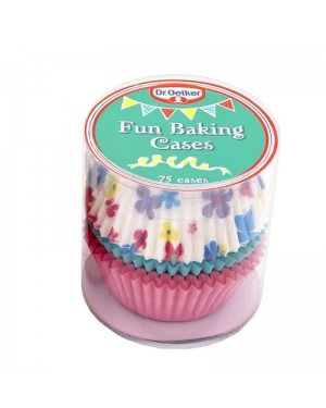 Dr. Oetker Fun Baking Cases 75's