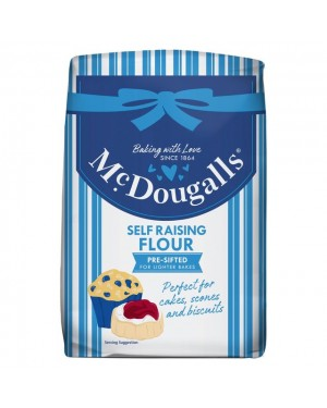 McDougalls Self Raising Flour 1.1kg PM £1.59