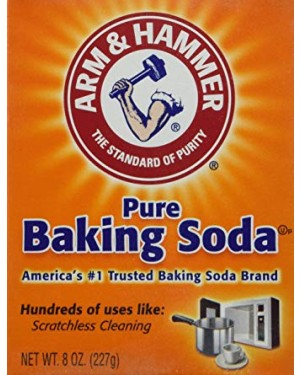 A&H baking Soda 8oz (227g) x 24