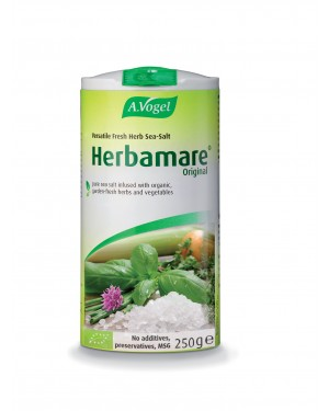 A.Vogel Herbamare, Organic Fresh Herb Sea Salt 250g