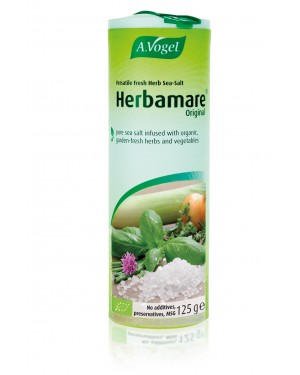 A.Vogel Herbamare, Organic Fresh Herb Sea Salt 125g