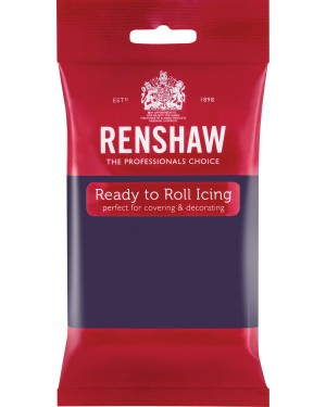Renshaw Deep Purple Proffesional Icing 250g