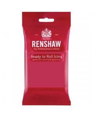 Renshaw Fuschia Pink Proffesional Icing 250g