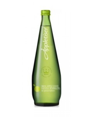 Appletiser 750ml (glass bottle) x 12
