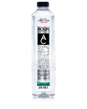 Aqua Carpatica - Still Natural Mineral Water 1.5L