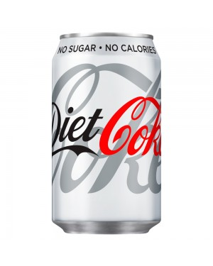 Coca Cola Diet GB 330ml x 24
