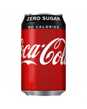 Coca Cola Zero GB 330ml x 24