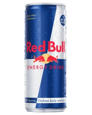 Red Bull Energy Drink 250ml PM 1.35 x 24