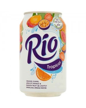 Rio Tropical 330ml x 24