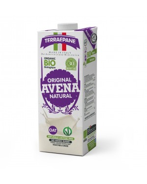 Terraepane Original Oat Natural Drink 1L x 10