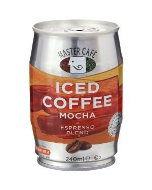 Master Café Mocha 240ml x 24