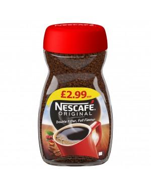 Nescafe Original Coffee Granules PM £2.99 95g  x 12