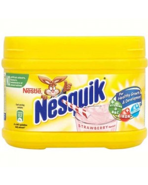 Nestle Nesquik strawberry powder 300g