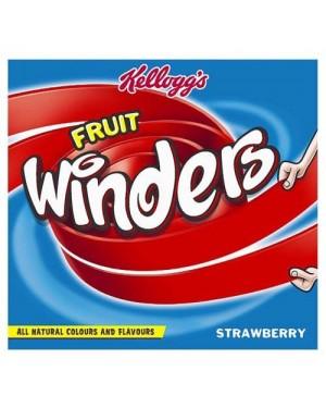Kellogg's Winders Strawberry 17g x 6