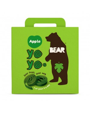 Bear Yoyo Multipack Apple (5 x 20g) x 6