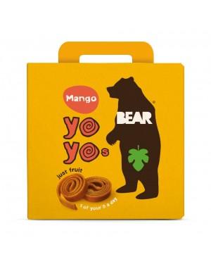 Bear Yoyo Multipack Mango (5 x 20g) x 6
