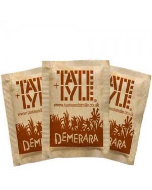 Tate & Lyle Demerara Sugar Sachets