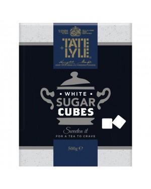 Tate & Lyle White Sugar Cubes 500g x 10