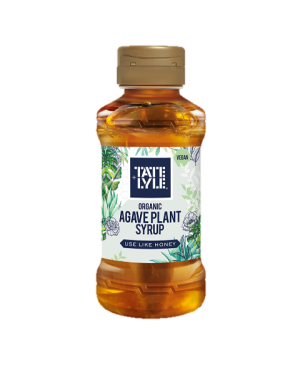 Tate & Lyle Organic Agave Plant Syrup 325g x 6