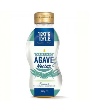 Tate & Lyle Organic Agave Syrup 310g x 6