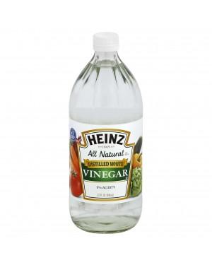 Heinz Distilled White Vinegar 32oz (946ml) x 12