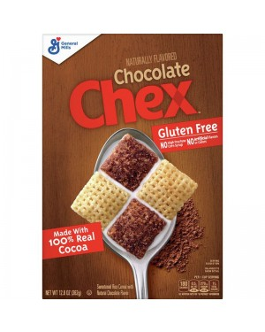 General Mills Chocolate Chex Cereal 12.5oz (362g) x 6