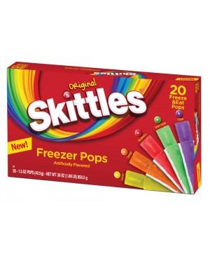 Skittles Freezer Bar 1.5oz (42.5g) 20's x 12