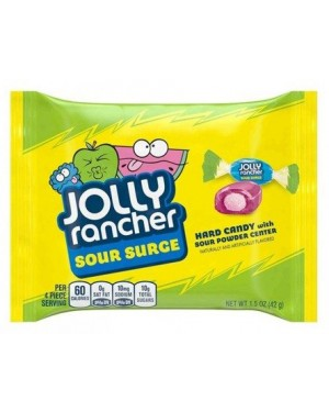 Jolly Rancher Pack Sour Surge Assortment 1.5oz (42g) x 12