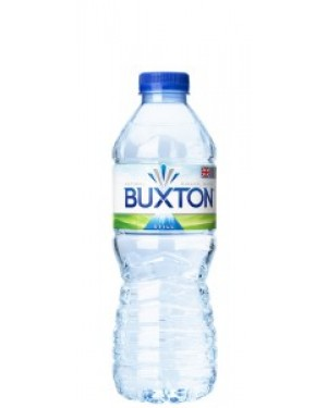 Buxton Natural Still Mineral Water 500ml x 24